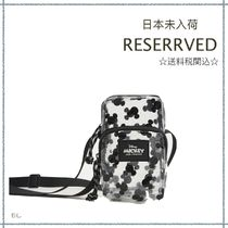 RESERVED(リザーブド) 子供用ショルダー・ポシェット・ボディバッグ 【海外限定】関税込み☆RESERVED キッズ ミッキー ハンドバッグ