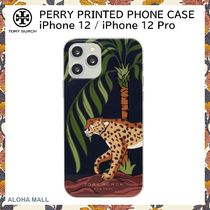 【Tory Burch】PERRY PRINTED PHONE CASE♪iPhoneケース♪
