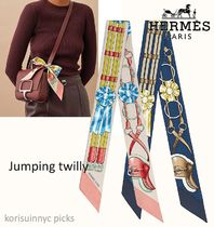 *Hermes*Jumping twilly ジャンピングツイリー