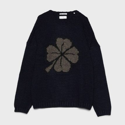 OUR LEGACY POPOVER ROUNDNECK LUCKY CLOVER MF213PL