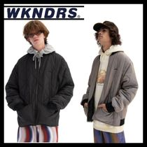 WKNDRS ☆ QUILTED JACKET (全2Color)