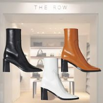 【The Row】Patch leather boots ☆関税・送料込み☆