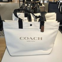 ★Coach★ メンズ トートバッグ Tote 38 With Coach C4017 3色