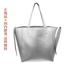 CELINE 189543BEA.36AG Silverカバファントム SMALLバッグ(新品)