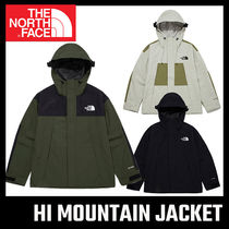 【THE NORTH FACE】HI MOUNTAIN JACKET
