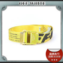 SALE!!送料込≪OFF-WHITE≫ 2.0 Industrial ロゴ  ベルト