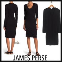 【SALE】JAMES PERSE★Vネックワンピ