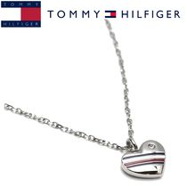 【Tommy Hilfiger】Silver Heart Pendant ネックレス