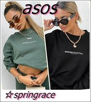 ☆ASOS☆ Weekend Collective ロゴ入りスウェット【送料込】