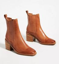 Anthropologie(アンソロポロジー) ショートブーツ・ブーティ 関税込み☆追跡あり☆Silent D Naydo Heeled Ankle Boots