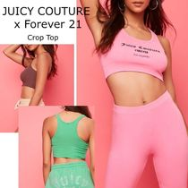 【JUICY COUTURE】x Forever 21★クロップトップ