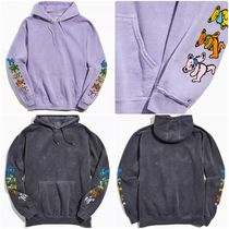 Urban Outfitters(アーバンアウトフィッターズ) パーカー・フーディ Urban Outfitters Grateful Dead Dancing Bear パーカー 2色