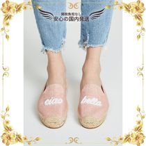 SOLUDOS(ソルドス) フラットシューズ ★関税込★Ciao Bella Smoking Slippers