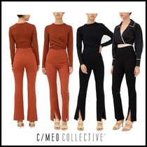 CAMEO COLLECTIVE(カメオコレクティブ) パンツ 【CAMEO COLLECTIVE】ATTENTION PANT SPICE★大人気ロングパンツ