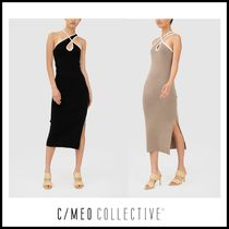 CAMEO COLLECTIVE(カメオコレクティブ) ワンピース 【CAMEO COLLECTIVE】OUTCOME KNIT DRESS ★大人気ワンピース