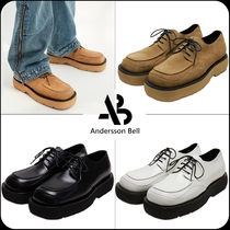 ANDERSSON BELL(アンダースンベル) 靴・ブーツ・サンダルその他 [ANDERSSON BELL]★限定販売★SQUARE MATINE DERBY SHOES