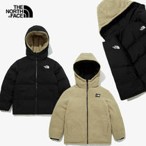 THE NORTH FACE キッズ BE BETTER ダウンジャケット☆両面着用☆