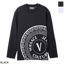 VERSACE JEANS COUTURE クルーネック 71gaht20-cj00t