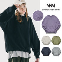 【WV PROJECT】★21AW★Dailied バルーンフィットスウェット