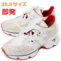 Christian Louboutin Red Runner Donna sneakers 35.5(関税込)