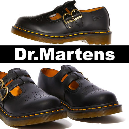 Dr.Martens ★ 8065 SMOOTH LEATHER MARY JANE SHOES ★ 上質