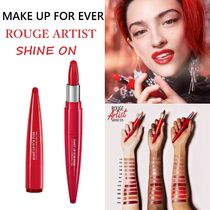 MAKE UP FOR EVER(メイクアップフォーエバー) リップグロス・口紅 MAKE UP FOR EVER☆2021AW☆ルージュアーティスト シャイン オン
