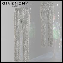 21AW GIVENCHY 4G ジーンズ