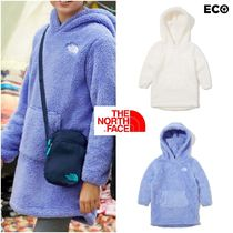 【THE NORTH FACE】★キッズ★K'S LONG FLEECE HOODIE