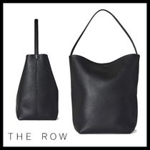 The Row N/S Park Tote レザー バッグ