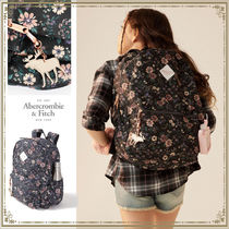 Abercrombie & Fitch(アバクロ) バックパック・リュック ☆Abercrombie & Fitch ☆ プリント柄 バックパック