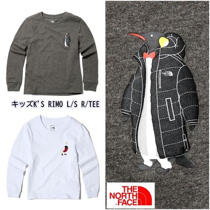 【THE NORTH FACE】★キッズ★K'S RIMO L/S R/TEE