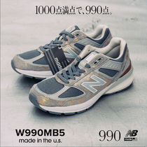 Women's New Balance 990v5 Made in USA W990MB5