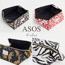 ASOS(エイソス) メイクポーチ ASOS[ The Flat Lay Co.] 広がるメイクボックス