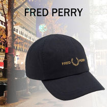 FRED PERRY(フレッドペリー) キャップ 【当店おすすめアイテム】FRED PERRY Embroided Logo Cap