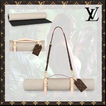 Louis Vuitton(ルイヴィトン) その他 2-5日発★スタイリッシュ Louis Vuitton エクササイズ マット