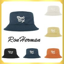 Ron Herman取扱 FREE & EASY DON'T TRIP バケットハット 5色