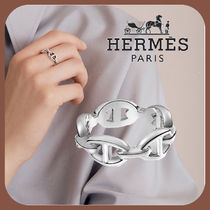【Hermes】Chaine d'Ancre Enchainee ring◆国内発送◆
