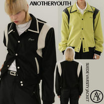 【ANOTHERYOUTH】★21AW★肩パッドヴァーシティジャケット