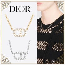 Dior☆CLAIR D LUNE NECKLACE☆CDロゴ ネックレス☆送料込
