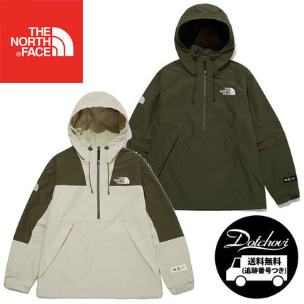 THE NORTH FACE NEW MOUNTAIN ECO ANORAK MU2902