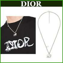 DIOR♠華やかなDIOR AND PETER DOIG ペンダントネックレス