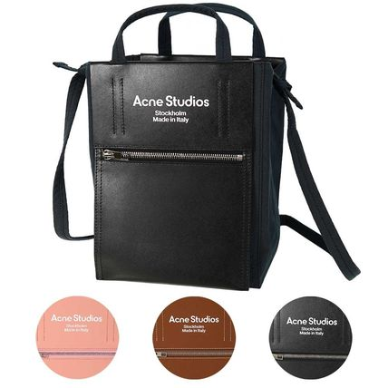 Acne Studios 2wayバッグ Baker Out S TOTE BAG【210826001】