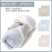 Barefoot Dreams Cozychic Scalloped Receiving
