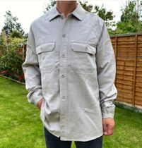 """COS(コス) シャツ コス""""COS""""メンズ新作 ☆RELAXED-FIT OVERSHIRT"""