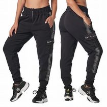 ☆ZUMBA☆ズンバ☆  High Waisted Cargo Pant With Cuff