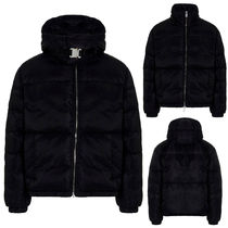 ALYX(アリクス) ダウンジャケット 関税込ALYX HOODED PUFFER JACKET WITH BUCKLE ダウンジャケット