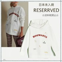 RESERVED(リザーブド) キッズ用トップス 【海外限定】関税込み☆RESERVED Harry Potter パーカー8-12歳用