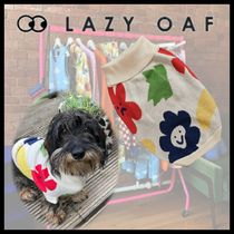 LAZY OAF(レイジーオーフ) ペット(犬猫)服 【犬用】レイジーオーフ Flower Bed Doggy Jumper ペット服