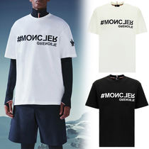 MONCLER(モンクレール) Tシャツ・カットソー 関送込★MONCLER GRENOBLE★アフタースキー ロゴ Tシャツ