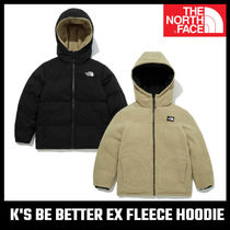 【THE NORTH FACE】大人もOK!リバーシブル キッズ フリース